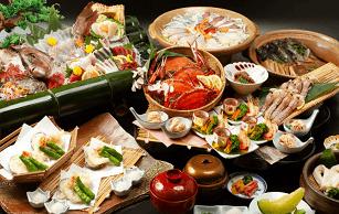 これぞ魚場の味 ≪漁火料理≫